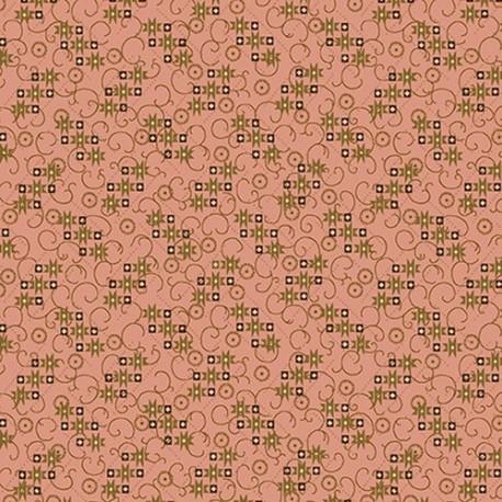 tissu patchwork-gratitude and grace kim diehl cream 15-40