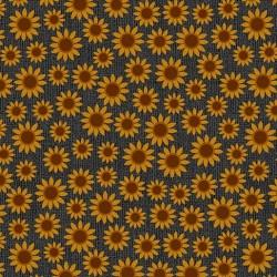 copy of tissu patchwork-collection quilter barn 3079-12 fleurs de tournesol
