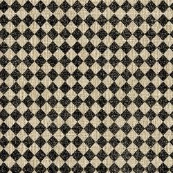 tissu patchwork-collection quilter barn 10191-72 carreaux noir et beige