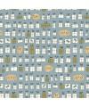 tissu patchwork de Noël, anni downs