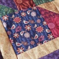 tissus patchwork plant kindness