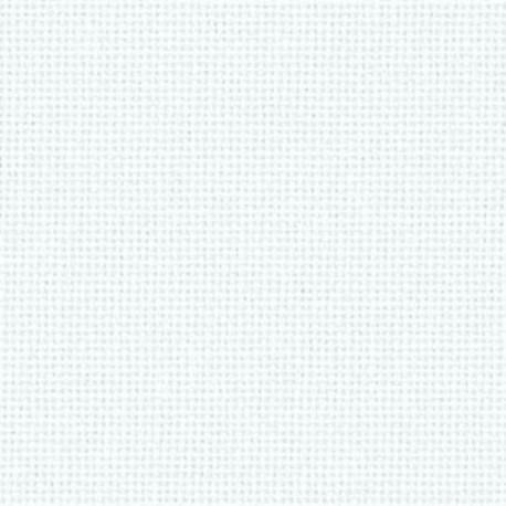 toile à broder Lugana Zweigart Blanc réf.100