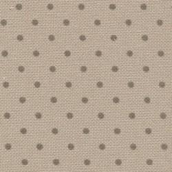 Murano Zweigart réf. 7159 beige pois