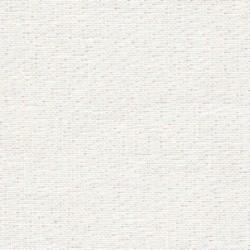 Toile à broder Edinburgh de Zweigart réf.1111 Blanc pailleté