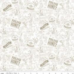 tissu patchwork blanc...