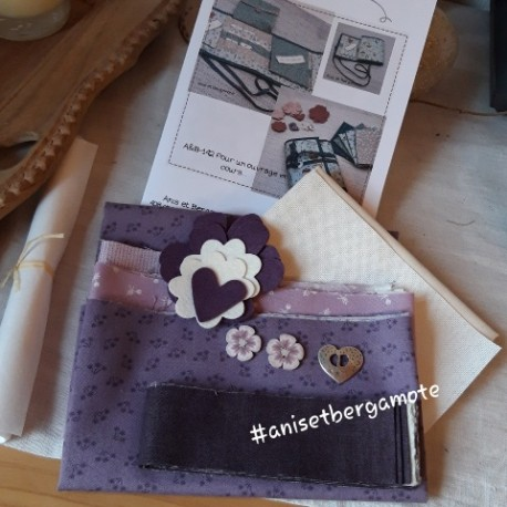 version violette du kit anisetbergamote
