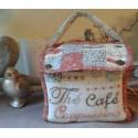 tuto pochon porte mug à coudre, modèle Anis et Bergamote, Thé, café, cappuccino