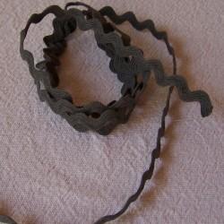 Serpentine 10 mm anthracite