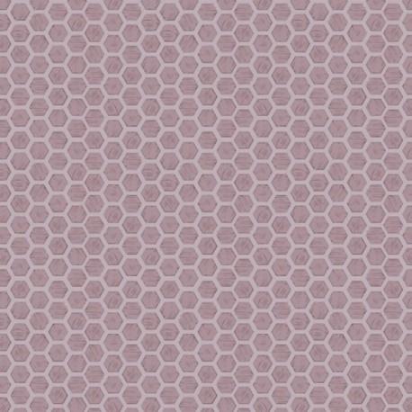 tissu patchwork violet