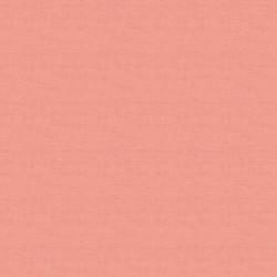 tissu patchwork faux uni saumon