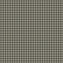 tissu patchwork à petits carreaux noirs benartex