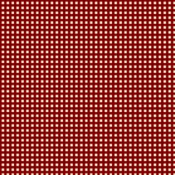 tissu patchwork de Benartex petits carreaux rouge
