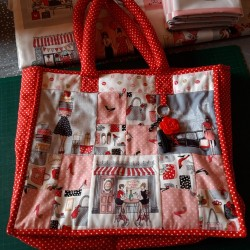 sac girly collection pamper makover