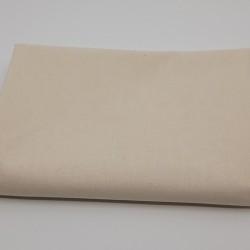 tissu 100 % coton coloris écru