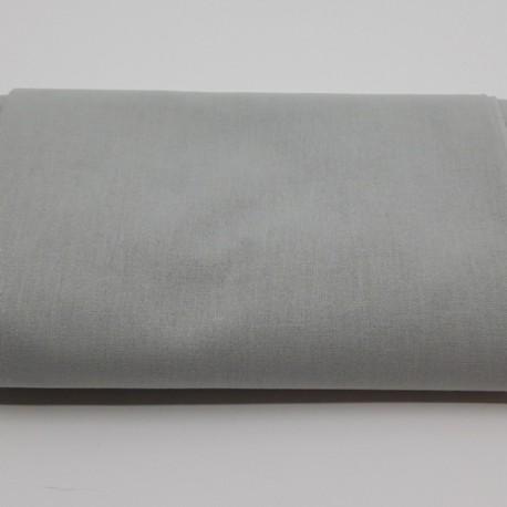 tissu 100 % coton coloris nuage