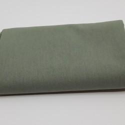 tissu 100 % coton coloris kaki