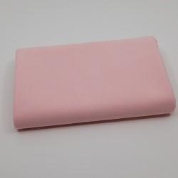 tissu 100 % coton coloris rose blush
