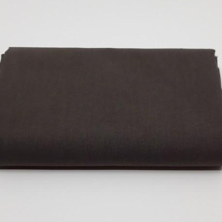 tissu uni domotex 100 % coton coloris taupe