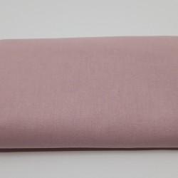 tissu uni domotex 100 % coton coloris rose pêche