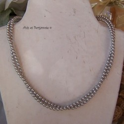 Nacré Light Grey Pearl