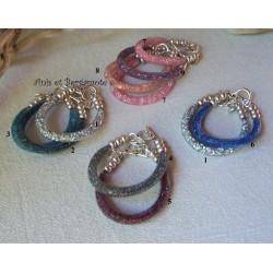 """Bracelet """"Strass"""""""