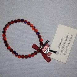 Les P'tits Bracelets coloris Orange