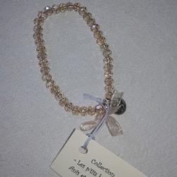Les P'tits Bracelets coloris Topaz Clair Fumé