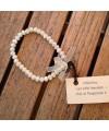 Les P'tits Bracelets coloris Coquille d'oeufs