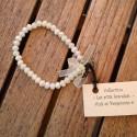 Les P'tits Bracelets coloris Coquille d'oeuf AB