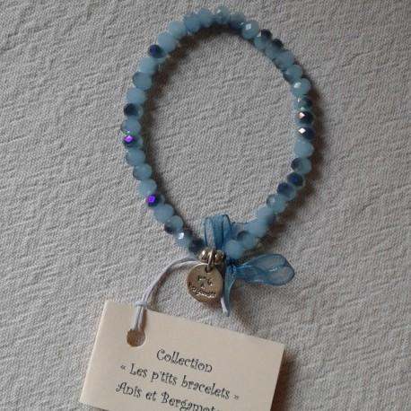 Les P'tits Bracelets coloris Turquoise opaque
