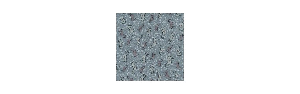 collection de tissu patchwork  marin ship to shore, lynette anderson