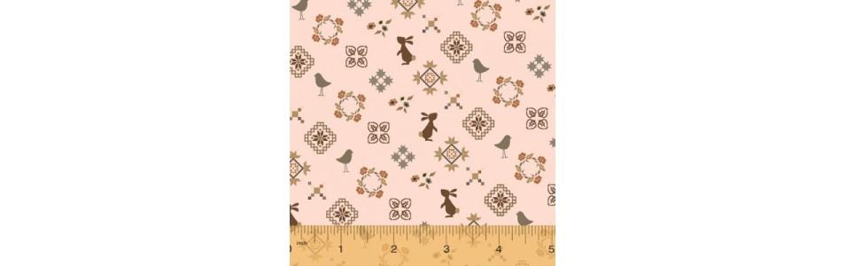 collections de tissu patchwork de l'atelier perdu