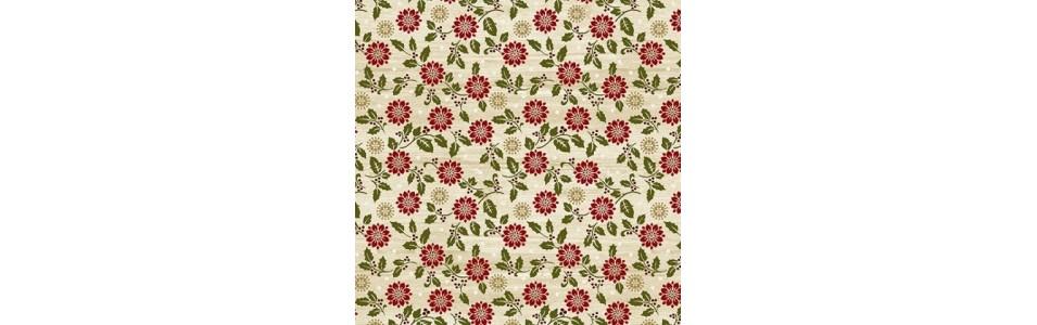 les tissus patchwork anis et bergamote classés par thèmes
