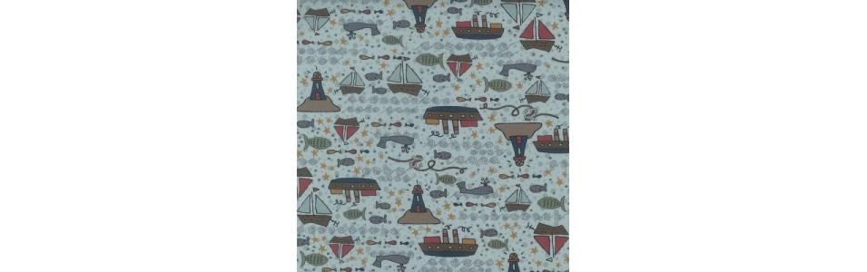 retrouvez mes créateurs de tissus patchwork préférés