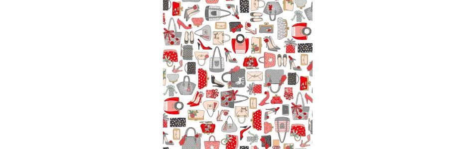 tissu patchwork collection pamper de Makower