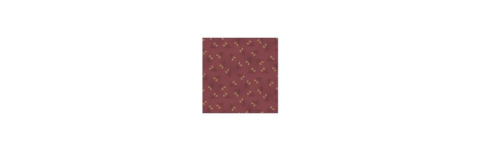 tissu patchwork coloris rose et violet