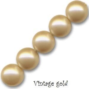 Vintage Gold Pearl