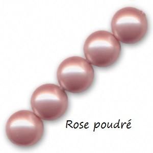 Rose poudré Pearl