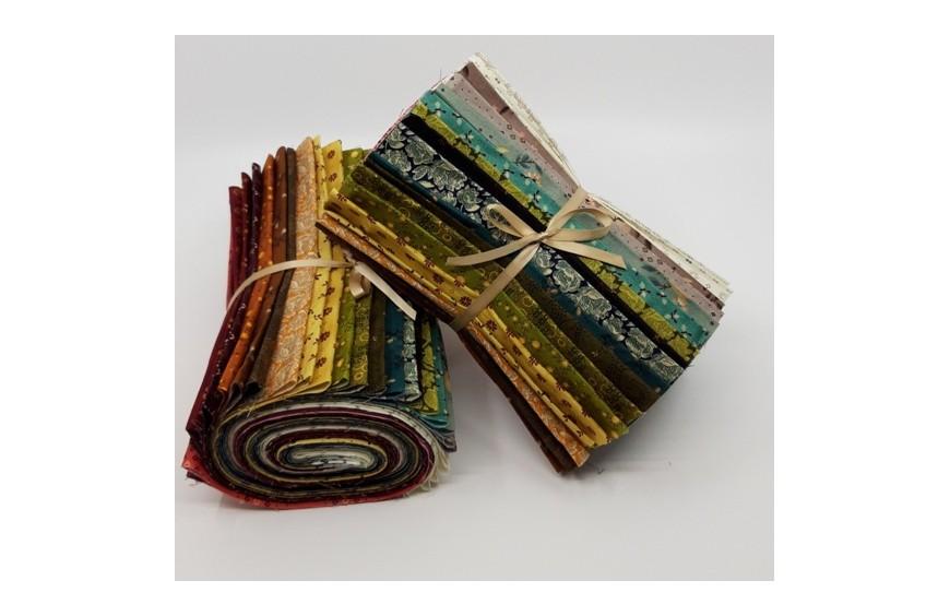 collection de tissu patchwok Gratitude and Grace de Kim Dielh